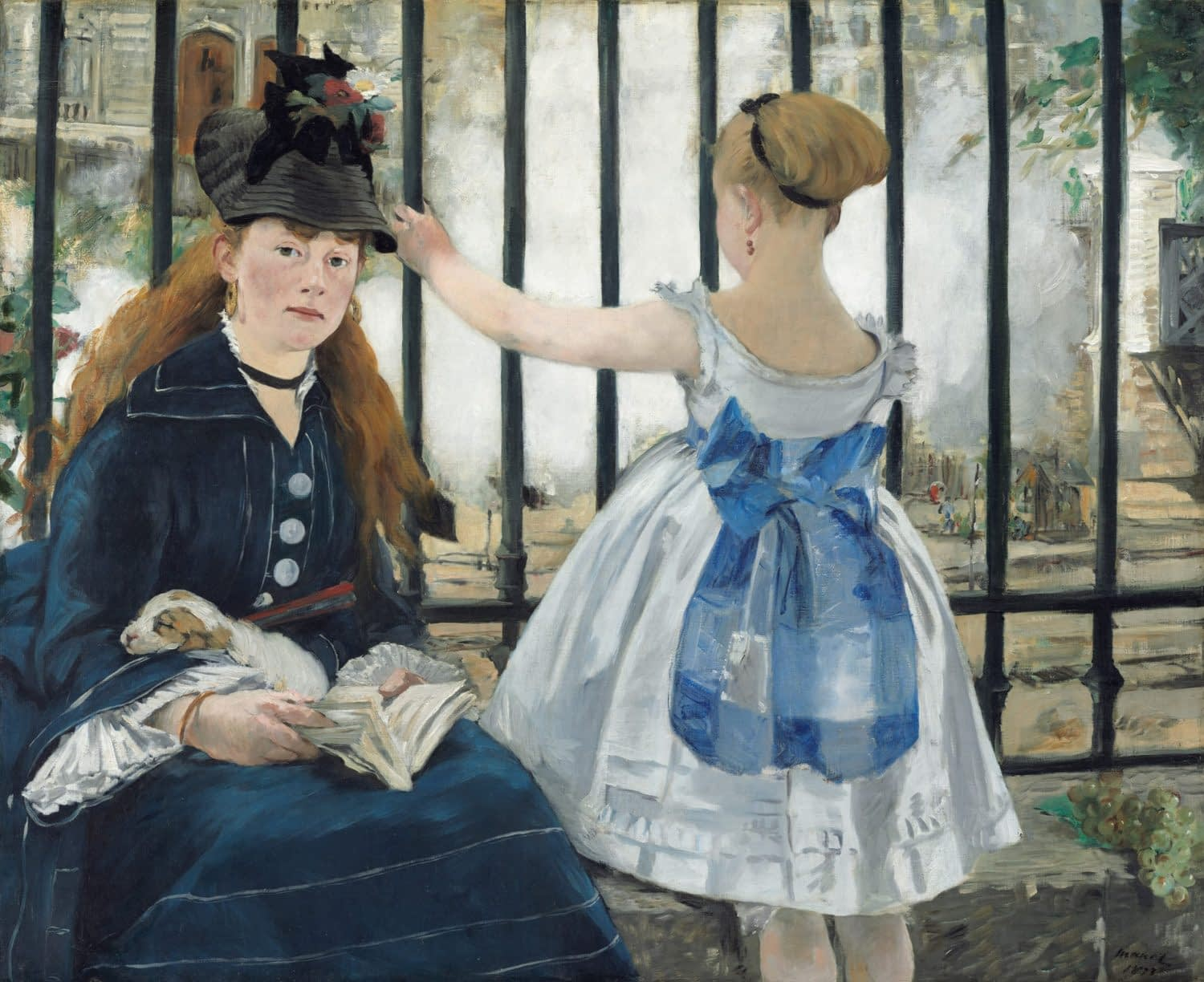You are currently viewing Édouard Manet | 1832 – 1883