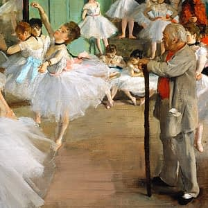 Read more about the article Edgar Degas | 1834 – 1917
