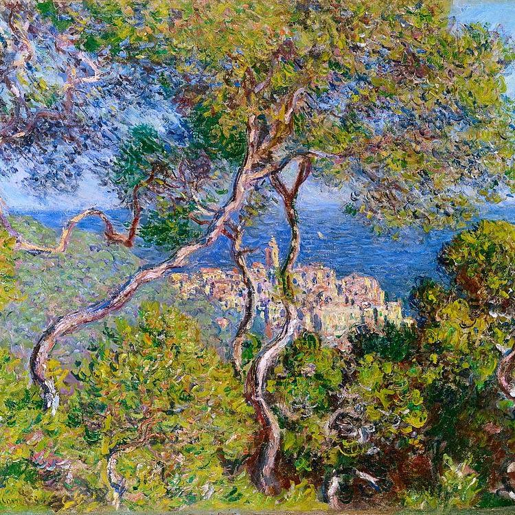 Terrifying Light | Claude Monet | 1884