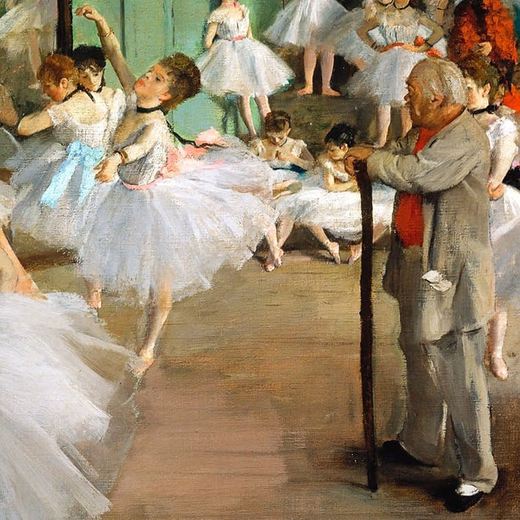 Read more about the article Edgar Degas   1834 – 1917